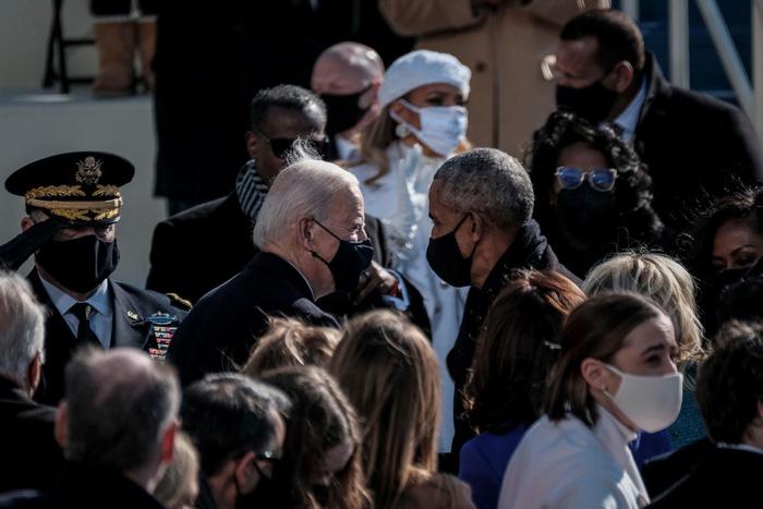 Những hình ảnh ấn tượng trong Lễ nhậm chức của tân Tổng thống Hoa Kỳ Joe Biden - Ảnh 22.