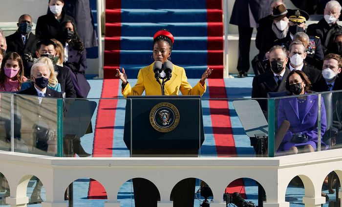 Những hình ảnh ấn tượng trong Lễ nhậm chức của tân Tổng thống Hoa Kỳ Joe Biden - Ảnh 23.