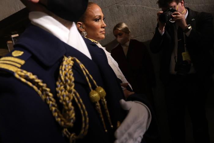 Những hình ảnh ấn tượng trong Lễ nhậm chức của tân Tổng thống Hoa Kỳ Joe Biden - Ảnh 27.