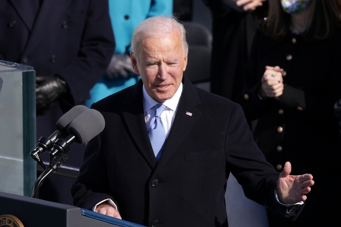 Biden - tổng thống Mỹ