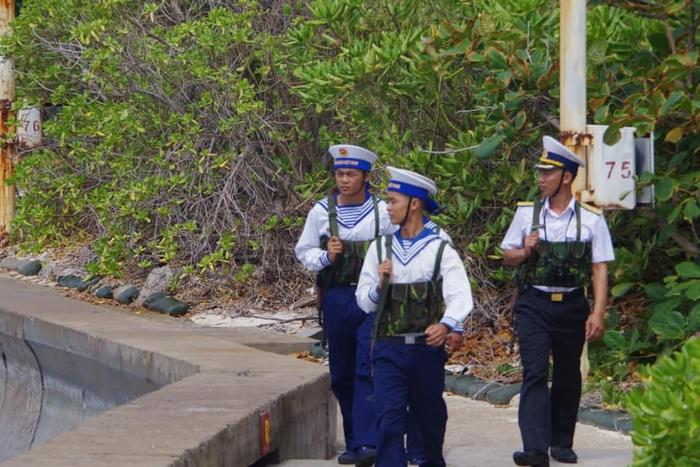 Quân dân đảo Trường Sa gửi nhiều kỳ vọng đến Đại hội Đảng - Ảnh 2.