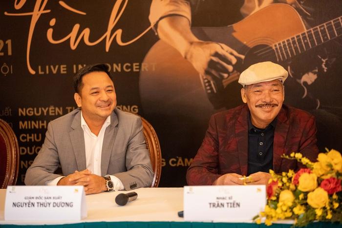 """Sau tin đồn qua đời, nhạc sĩ Trần Tiến xuất hiện, """"thách"""" vật tay với thanh niên - Ảnh 6."""