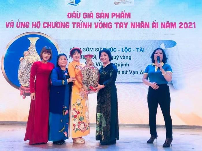 Vinh danh các nữ doanh nhân thủ đô Tâm – Tài – Thanh lịch - Ảnh 5.