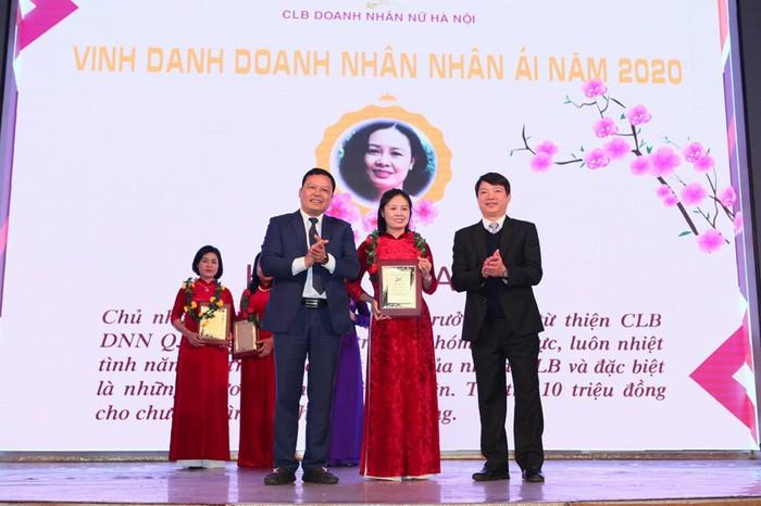 Vinh danh các nữ doanh nhân thủ đô Tâm – Tài – Thanh lịch - Ảnh 4.