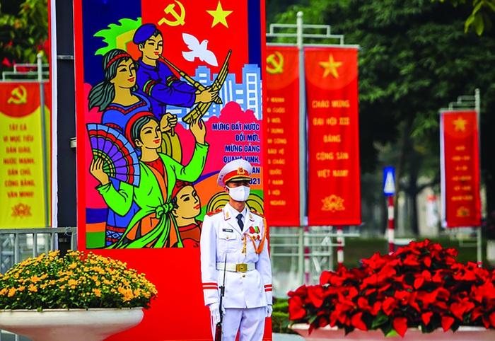 Đại hội Đảng toàn quốc lần thứ XIII: Sự kiện trọng đại của toàn dân tộc - Ảnh 3.