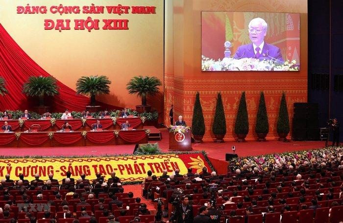 """""""Phát huy sức mạnh khối đại đoàn kết dân tộc, quyết tâm lập nên những kỳ tích phát triển mới!"""" - Ảnh 1."""