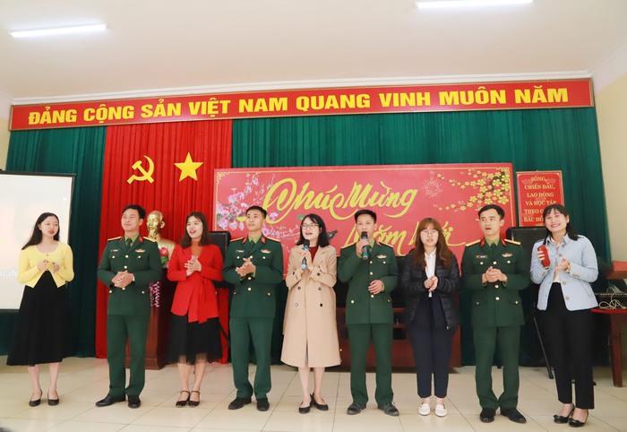 TƯ Hội LHPN Việt Nam chúc Tết cán bộ, chiến sĩ Tiểu đoàn Phủ Thông và Bình Ca - Ảnh 11.