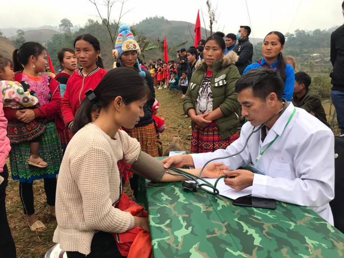 Bộ đội biên phòng Sơn La: Nhiều hoạt động vui Xuân ấm cùng bà con các dân tộc biên giới    - Ảnh 3.