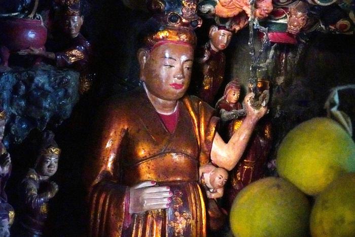Ngỡ ngàng trước những kiệt tác bằng đất sét trên 200 tuổi về đạo Phật - Ảnh 12.