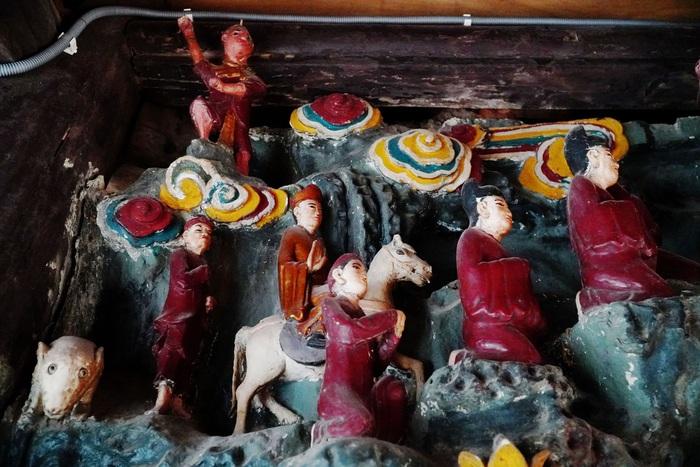 Ngỡ ngàng trước những kiệt tác bằng đất sét trên 200 tuổi về đạo Phật - Ảnh 19.
