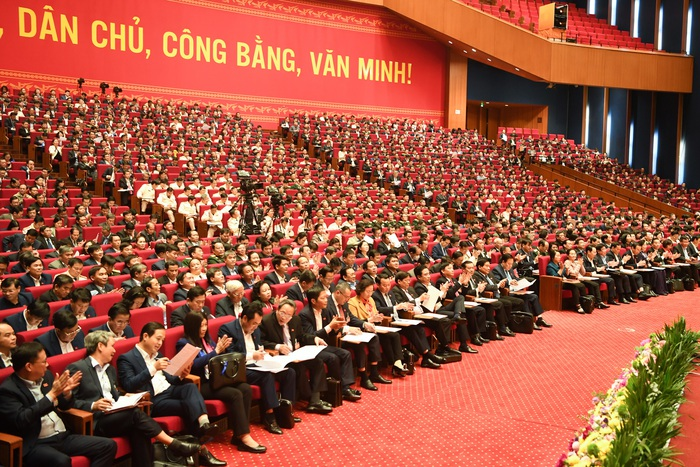 Danh sách 200 ủy viên Ban chấp hành Trung ương Đảng khóa XIII - Ảnh 1.