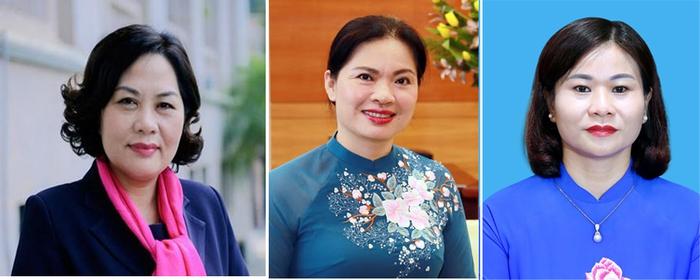 19 nữ đại biểu trúng cử Ban chấp hành Trung ương Đảng khóa XIII - Ảnh 1.