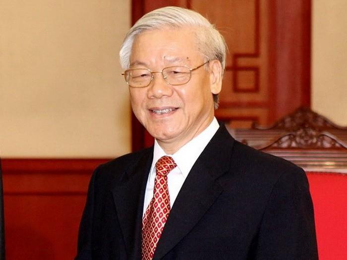 Tiểu sử, quá trình công tác của Tổng Bí thư Nguyễn Phú Trọng - Ảnh 1.