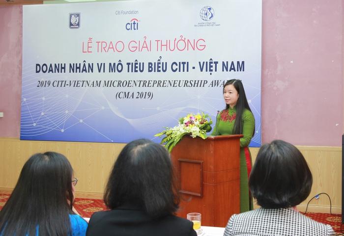 TYM vinh dự nhận giải Tổ chức tài chính vi mô tiêu biểu Citi – Việt Nam 2019 - Ảnh 1.
