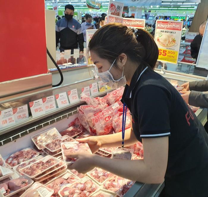 Các doanh nghiệp, nhà phân phối đã có kế hoạch chuẩn bị nguồn cung thịt lợn trong dịp cuối năm và Tết nguyên đán Tân Sửu 2021