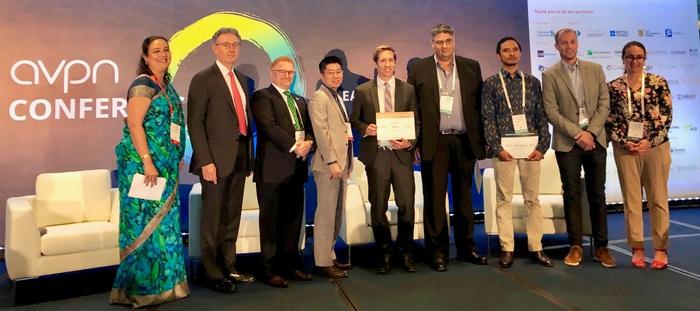 Quỹ Prudence ra mắt Giải thưởng SAFE STEPS D-Tech lần 2, tìm giải pháp hỗ trợ con người ứng phó với thảm họa  - Ảnh 1.