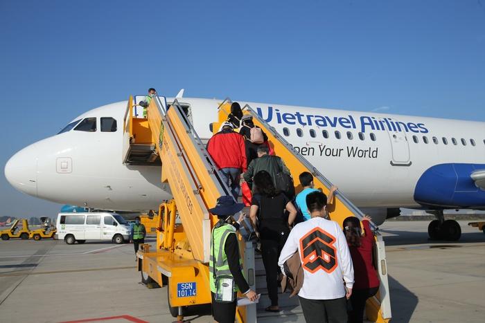 Giá vé máy bay của tân binh Vietravel Airlines là bao nhiêu? - Ảnh 2.