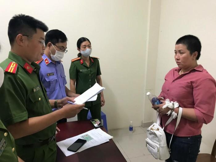 Bắt giam Facebooker Nguyễn Thị Bích Thủy - Ảnh 1.