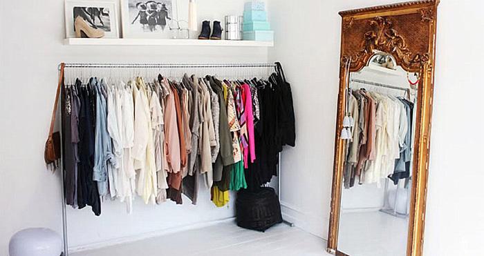 7 bước đơn giản để dọn tủ quần áo đón năm mới theo phong cách sống xanh  - Ảnh 2.