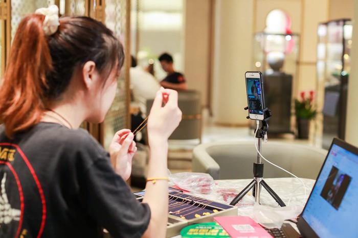 Hội LHPN Việt Nam phát động cuộc thi livestream dành cho phụ nữ khởi nghiệp - Ảnh 1.