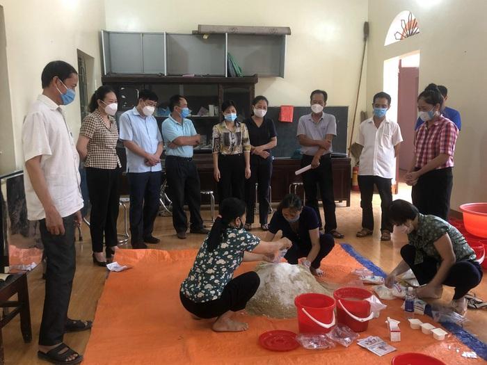 Bắc Ninh: Hiệu quả từ mô hình khu dân cư không rác thải  - Ảnh 1.