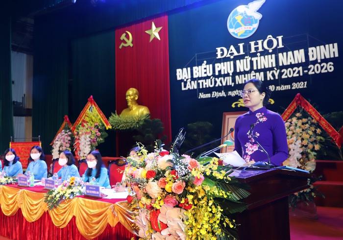 Phát huy giá trị để Nam Định trở thành điểm sáng về xây dựng người phụ nữ thời đại mới - Ảnh 1.