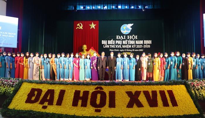 Phát huy giá trị để Nam Định trở thành điểm sáng về xây dựng người phụ nữ thời đại mới - Ảnh 2.