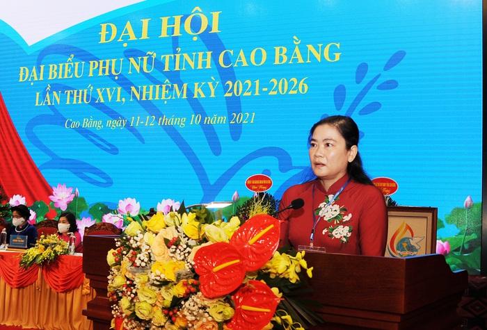Phụ nữ tỉnh Cao Bằng với 3 nhiệm vụ trọng tâm nhiệm kỳ 2021 – 2026 - Ảnh 2.