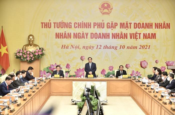 Các nữ doanh nhân bày tỏ tâm tư cùng Thủ tướng Chính Phủ  - Ảnh 1.