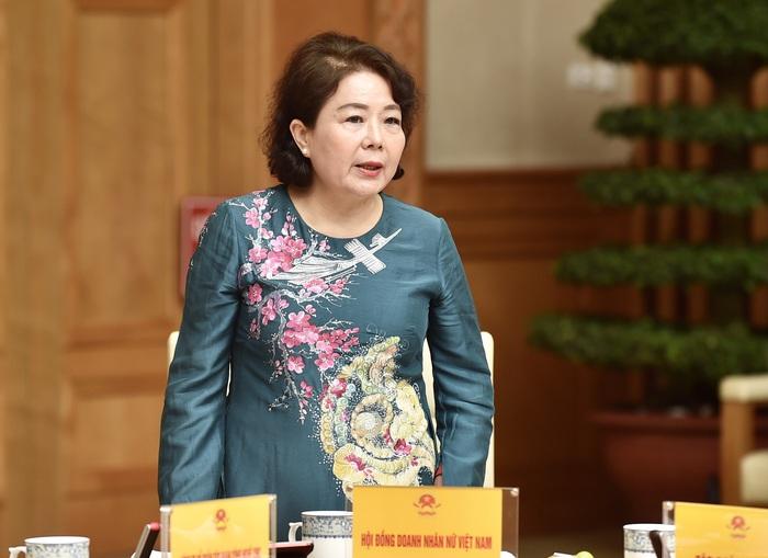 Các nữ doanh nhân bày tỏ tâm tư cùng Thủ tướng Chính Phủ  - Ảnh 3.