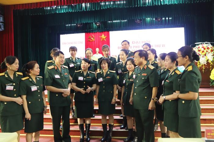 Xây dựng tổ chức Hội phụ nữ Binh chủng Đặc công vững mạnh - Ảnh 1.