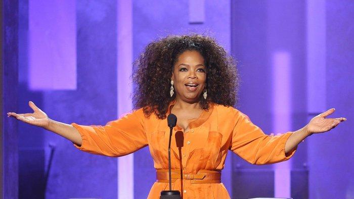 """Oprah Winfrey - một trong những """"quái nữ"""" được nhắc tới trong cuốn sách"""