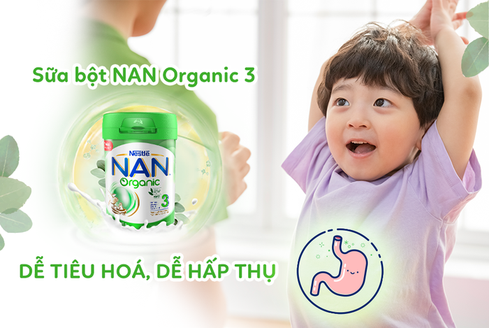 Sữa chuẩn Organic - lựa chọn sạch nhưng có phù hợp với hệ tiêu hóa của trẻ? - Ảnh 1.