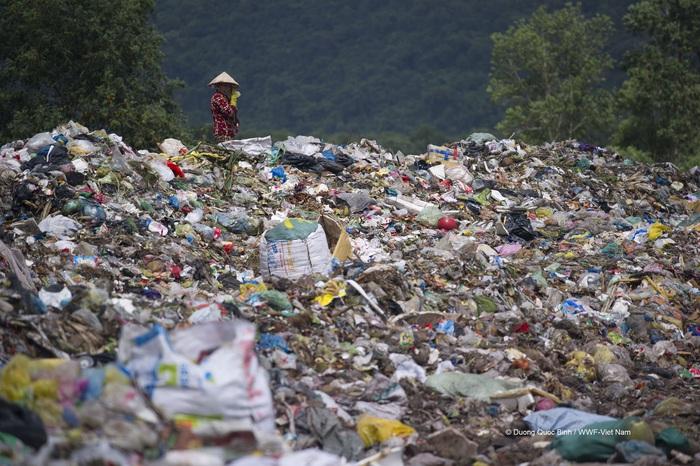 Nâng cao trách nhiệm và sức mạnh của người tiêu dùng đối với việc giảm thiểu rác thải nhựa - Ảnh 2.