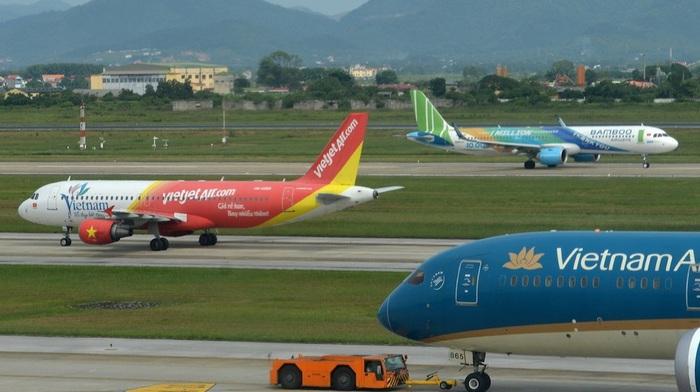 """Hà Nội """"gật đầu"""" mở đường bay nội địa, hãng Hàng không tung ngay vé 0 đồng - Ảnh 1."""