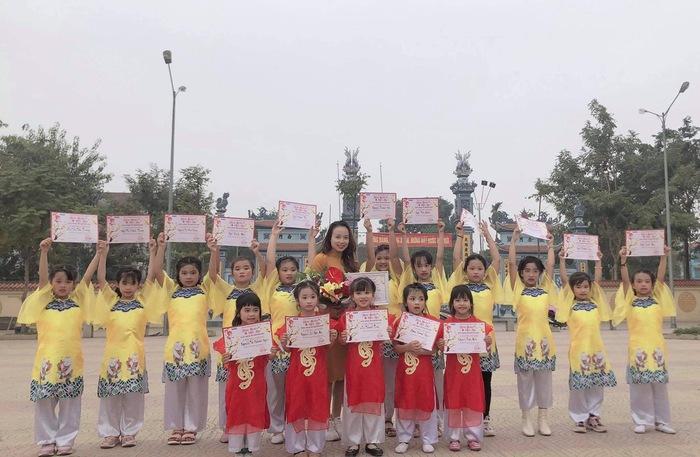 Cô đã thành lập CLB Nghệ thuật MiMi Kids với 2 cơ sở tại Thuận Thành, Bắc Ninh, chuyên đào tạo các bộ môn: Múa ballet, dân gian, uốn ép dẻo, nhào lộn, nhảy hiện đại, zumba, mẫu nhí. Hiện nay CLB đã thu hút được hàng trăm em nhỏ theo học. Không chỉ chú trọng đào tạo, cô Luyến còn thường xuyên cho các em học sinh đi trải nghiệm các sân khấu lớn và chuyên nghiệp của trung ương, là đối tác cung cấp nhân sự biểu diễn cho các đài truyền hình