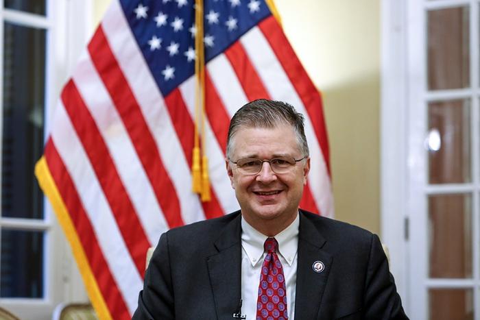Đại sứ Mỹ - Tết