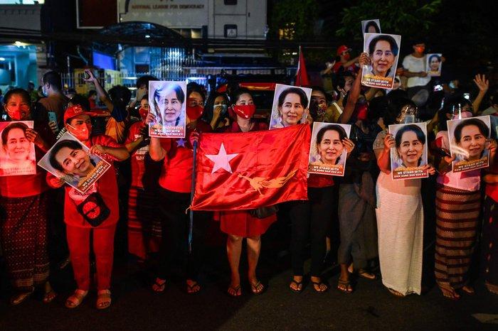 Aung San Suu Kyi - Myanmar