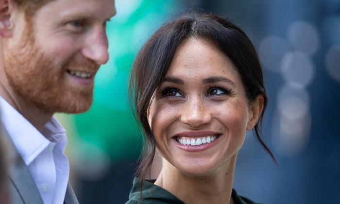 Vợ chồng Harry và Meghan hạnh phúc chờ đón con thứ hai chào đời - Ảnh 1.