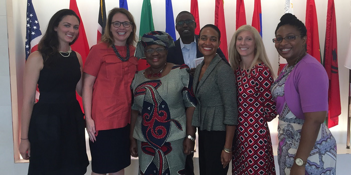 Okonjo-Iweala - WTO