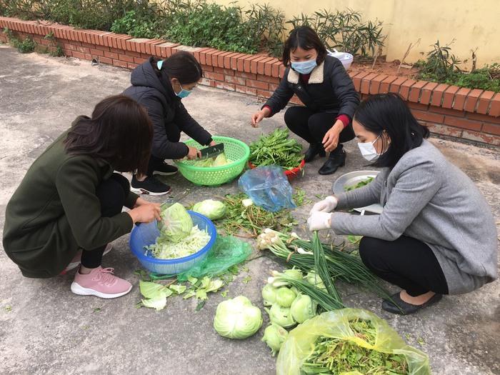 Hội viên phụ nữ tỉnh Bắc Giang chung tay phòng, chống CoVid - Ảnh 2.