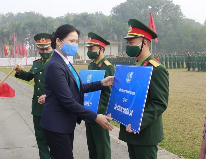 Hội LHPN Việt Nam cam kết thực hiện trồng 20 triệu cây xanh - Ảnh 3.