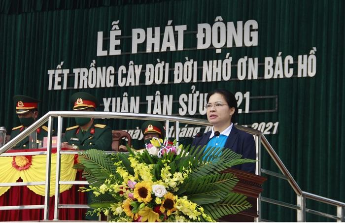 Hội LHPN Việt Nam cam kết thực hiện trồng 20 triệu cây xanh - Ảnh 2.