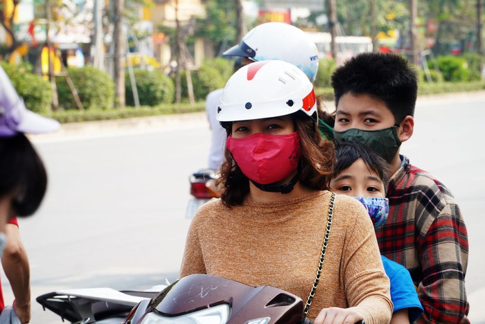 """Hà Nội: Chục tấn nông sản Hải Dương hết vèo, hàng trăm người đến """"giải cứu"""" phải quay trở về - Ảnh 7."""