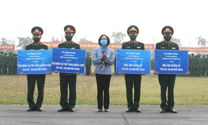 Hội LHPN Việt Nam cam kết thực hiện trồng 20 triệu cây xanh - Ảnh 1.