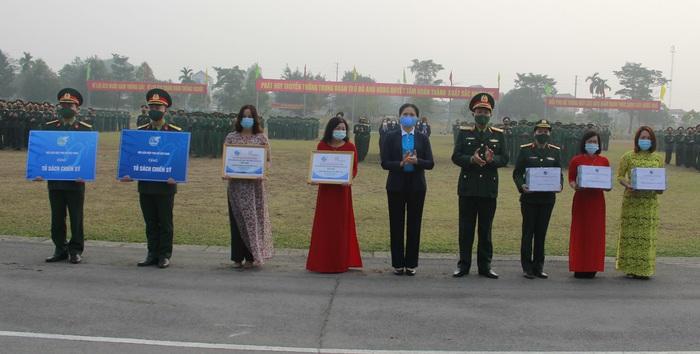 Hội LHPN Việt Nam cam kết thực hiện trồng 20 triệu cây xanh - Ảnh 4.