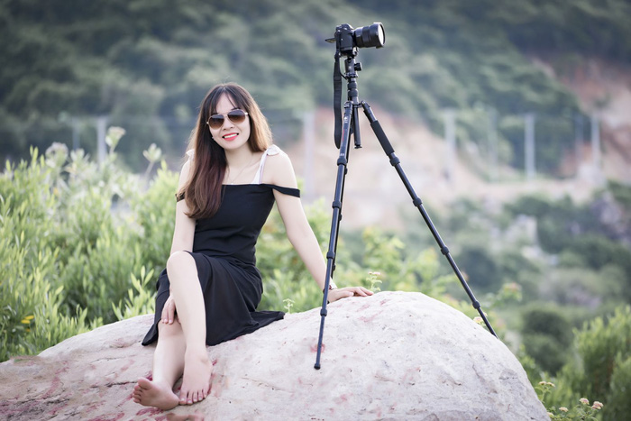 Nhiếp ảnh gia Khánh Phan hiện sinh sống và làm việc tại TPHCM