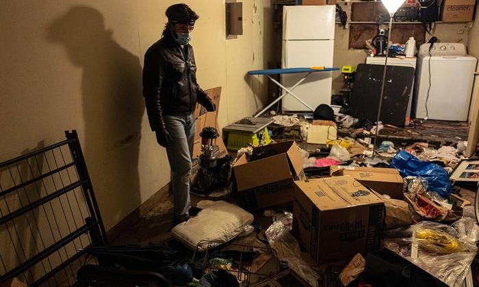 Người dân Texas oằn mình chống bão mùa đông kỷ lục - Ảnh 1.