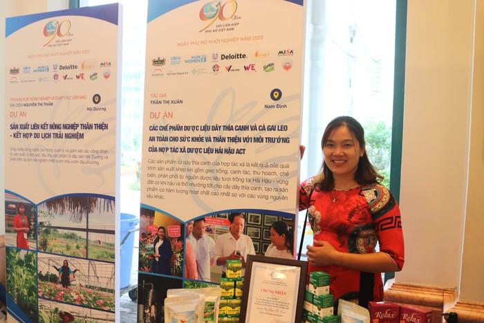 Hợp tác xã dược liệu giúp hội viên thu nhập gấp nhiều lần trồng lúa - Ảnh 1.