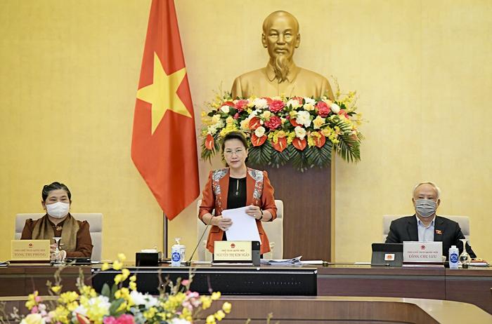 Kỳ họp thứ 11 Quốc hội khóa XIV dự kiến từ 24/3 đến 7/4 - Ảnh 1.